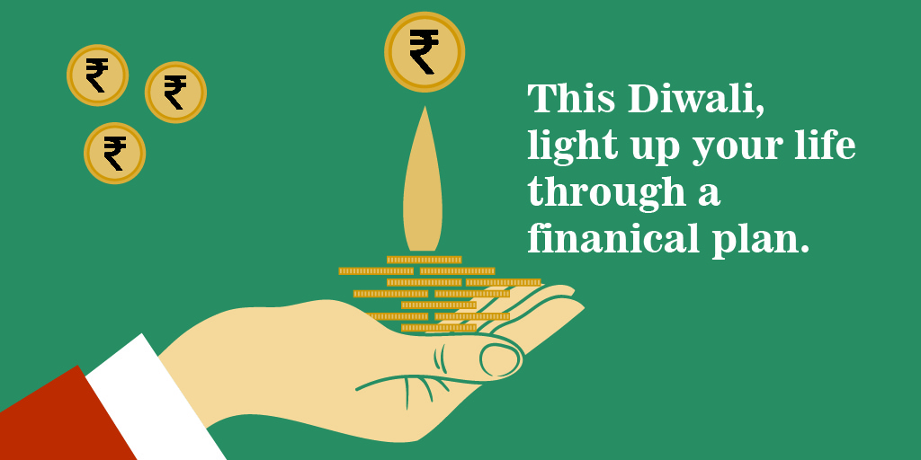 This Diwali, light up your life through a financial plan